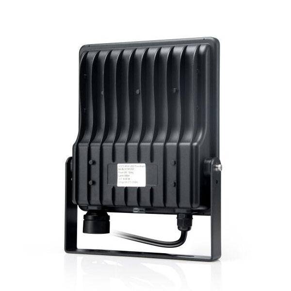 LED REFLEKTOR SMD 50W AC200-277V IP66 IK08100LM/W PF>0.9 5000 LM CCT- ODABIR BOJE SVJETLOSTI