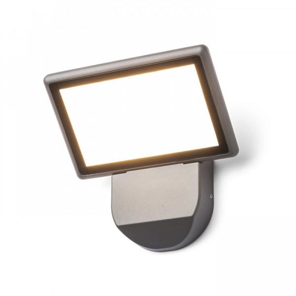 LED reflektor zidni Comodo 230V LED 20W IP65 3000K linearna svjetlost