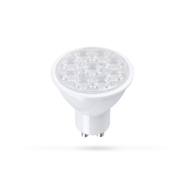LED SPOT ŽARULJA GU10 7W 175-265V SMD 38°