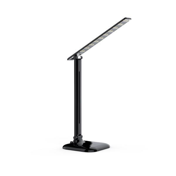 LED stolna svjetiljka dimabilna Crna 9W 4000K