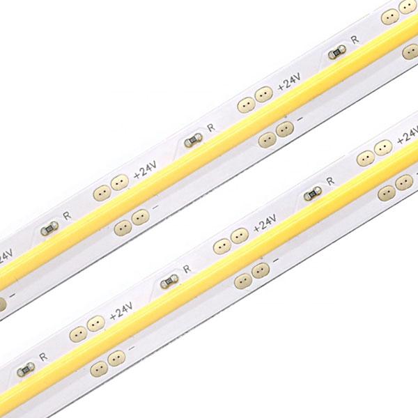 LED TRAKA COB 24V DC 10W IP20 / 5 metara