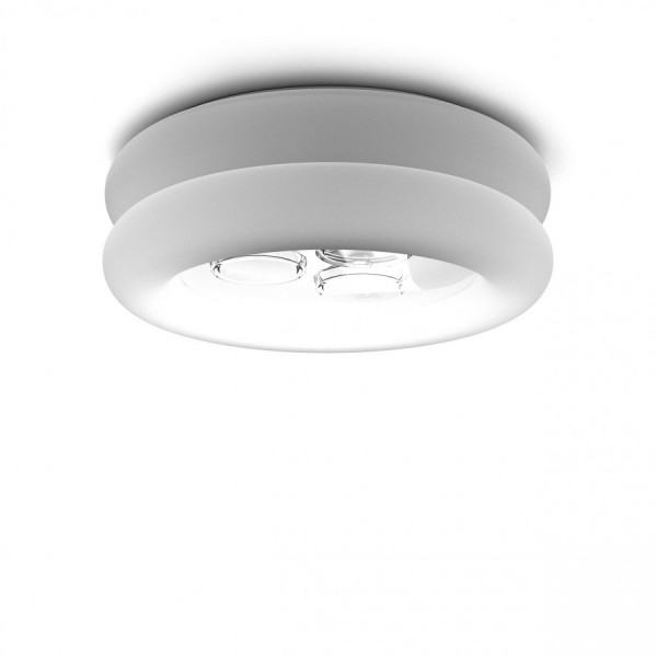 LED Ugradbeni PANEL OSONA S okrugli akril 230V/350mA LED 3x1W 3000K