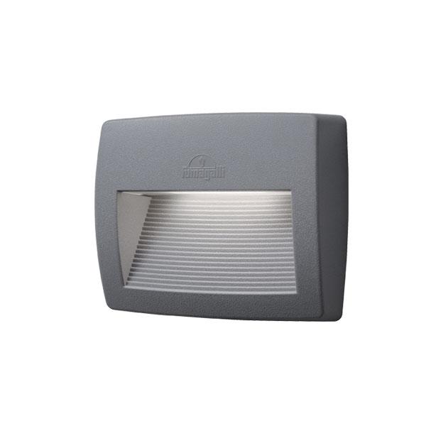 LED VRTNA RASVJETA ZIDNA 8.5W 4000K IP55