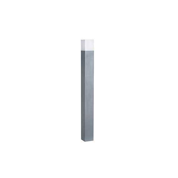 LED VRTNA SVJETILJKA PODNA Aluminij E27 230V 1000mm IP54
