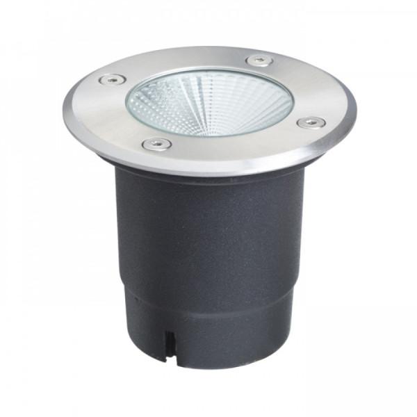 LED VRTNA UGRADBENA RASVJETA RIZZ R 105 3W 240LM IP65 3000K