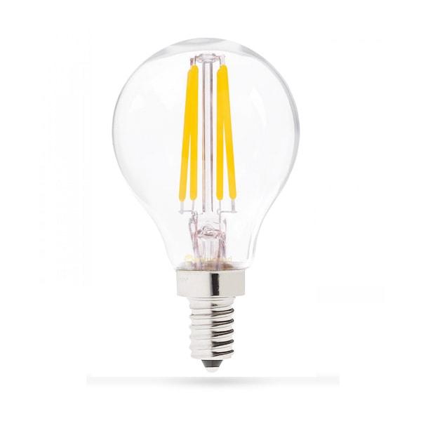 LED žarulja E14 2W Filament G45