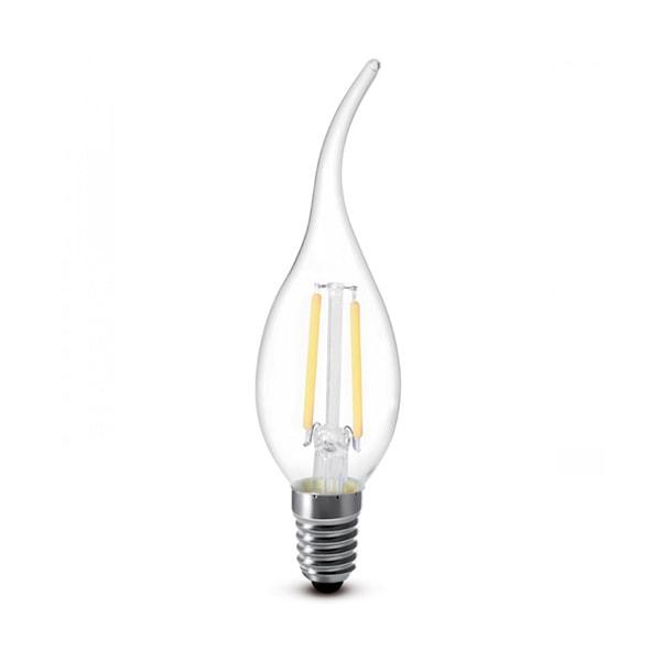 LED žarulja E14 4W Filament C35T