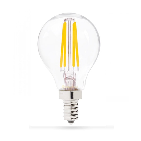 LED žarulja E14 4W Filament G45