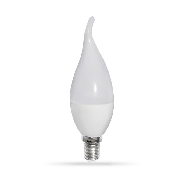 LED žarulja E14 6W 220V SVIJEĆA