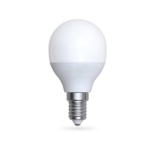 LED žarulja E14 G45 6W 175-265V 240° 4000K