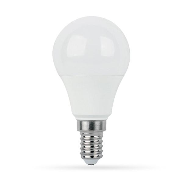 LED žarulja E14 G45 8W 230V 240° 6400K