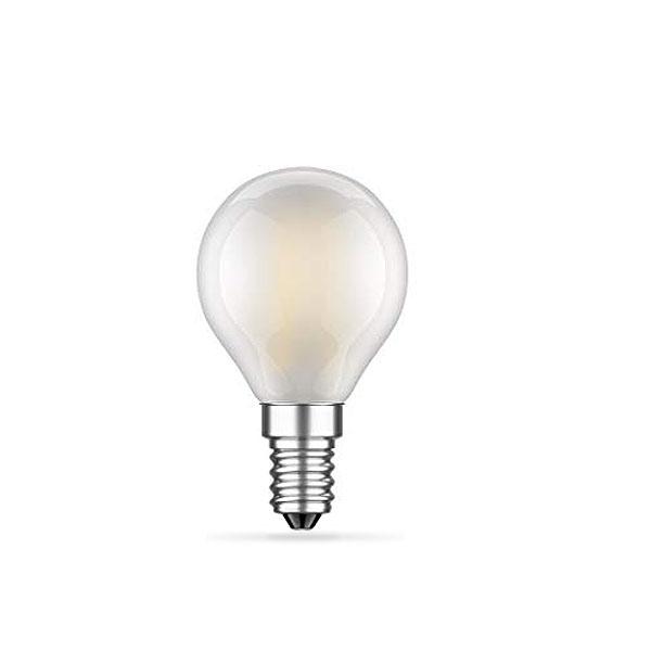 LED ŽARULJA E14 GLOBE G45 FILAMENT 4W 230V 2700K MAT