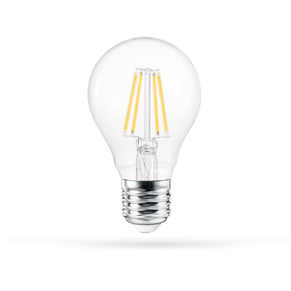 LED ŽARULJA E27 A60 8W FILAMENT AC220-240V 810lm