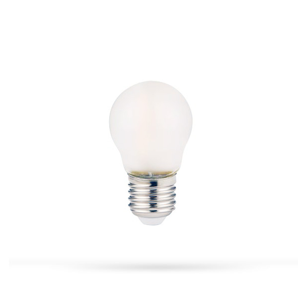 LED ŽARULJA E27 G45 4.5W FILAMENT 400lm AC230V DIMABILNA 2700k