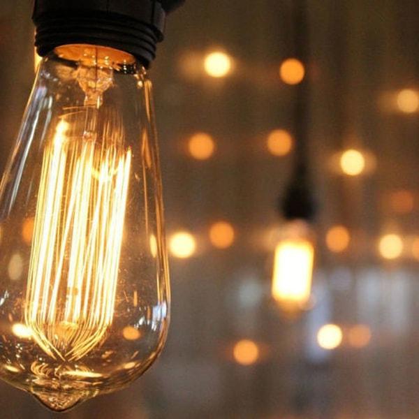 LED ŽARULJA E27 ST64 6.5W FILAMENT ZLATNA 2700K LED ŽARULJE SP1871 Led žarulje - LED rasvjeta