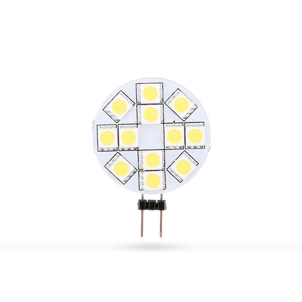 LED ŽARULJA G4 2W 12V 180°