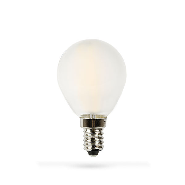 LED ŽARULJA GLOBE G45 5W E14 2700K DIMABILNA