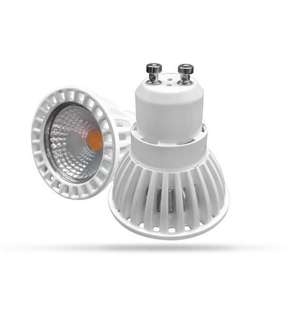 LED ŽARULJA GU10 4W 220-240V COB 50° BIJELA