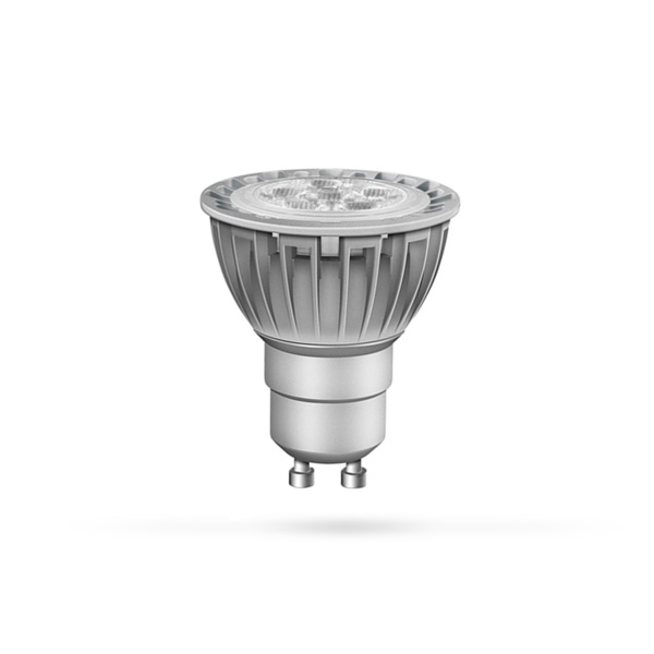 LED ŽARULJA GU10 4W 220-240V COB 50° DIMMER