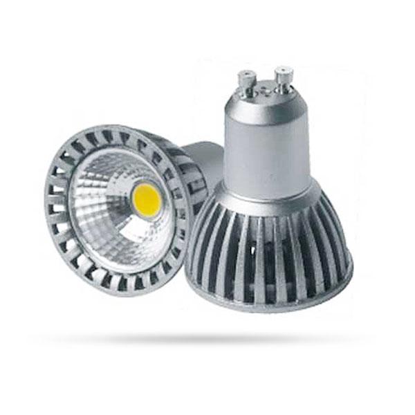 LED ŽARULJA GU10 4W 220-240V COB 50°  LED ŽARULJE SP1263 Led žarulje - LED rasvjeta