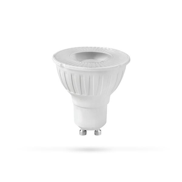 LED ŽARULJA GU10 6W 220-240V COB 38° KERAMIKA 6000K LED ŽARULJE SP1278 Led žarulje - LED rasvjeta