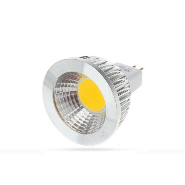 LED ŽARULJA MR16 GU5.3 3W 220V COB 2800K