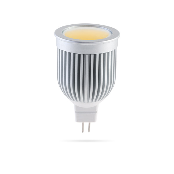 LED ŽARULJA MR16 GU5.3 5W 12V COB 3000K 350 lm
