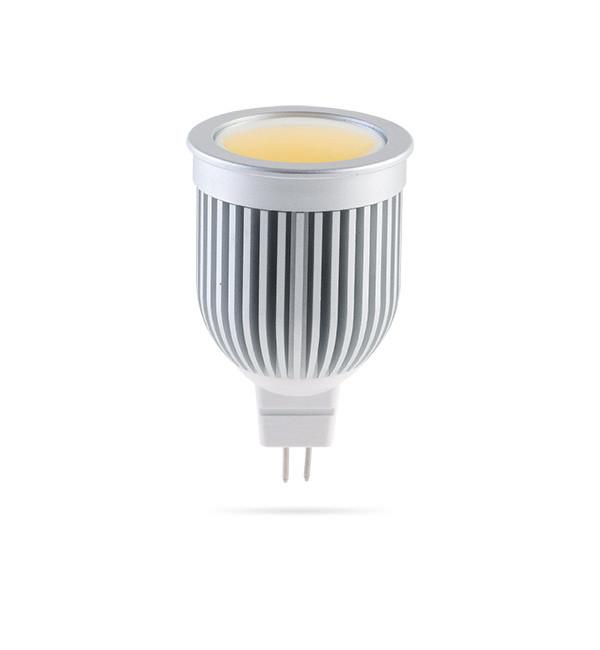 LED ŽARULJA MR16 GU5.3 5W 12V COB 3000K 350 lm