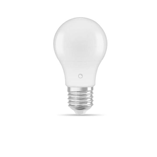 LED ŽARULJA STAKLENA E27 A60 5W 220V 2800K DIMABILNA