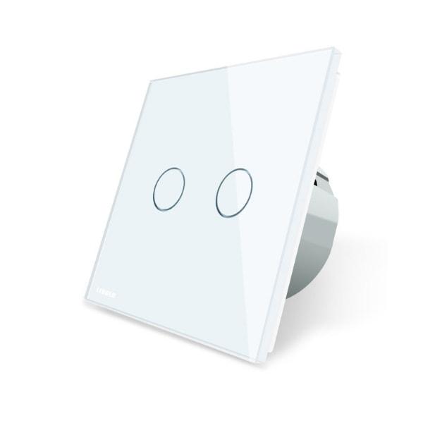 Livolo touchscreen zidni dvostruki preki...