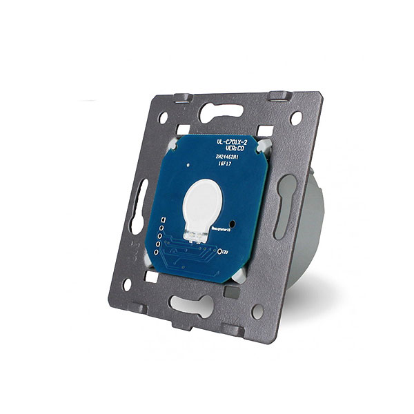 Livolo touchscreen zidni jednostruki pulsni prekidač / zvono