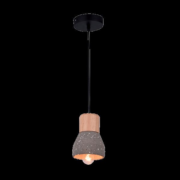 MAJESTIC visilica betonska 230V E27 LED unutarnja rasvjeta 955MAJESTIC1P Led žarulje - LED rasvjeta