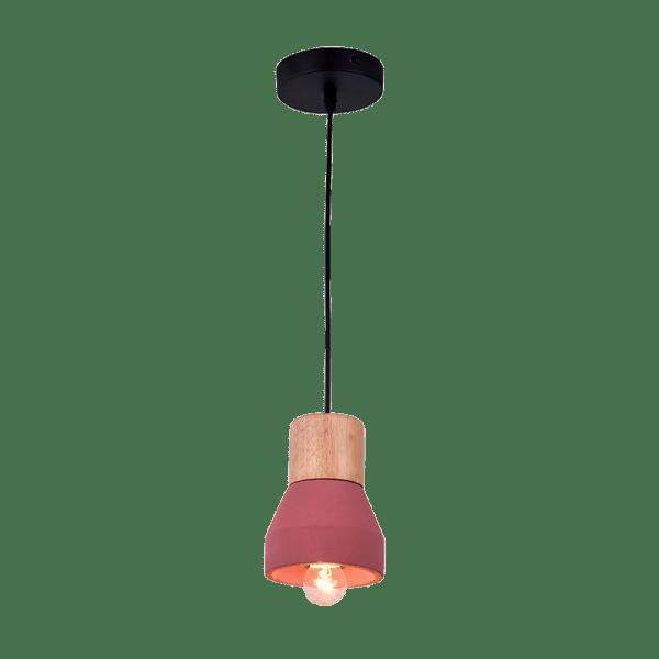 MAJESTIC visilica COFFE betonska 230V E27 LED unutarnja rasvjeta 955MAJESTIC1P/CF Led žarulje - LED rasvjeta