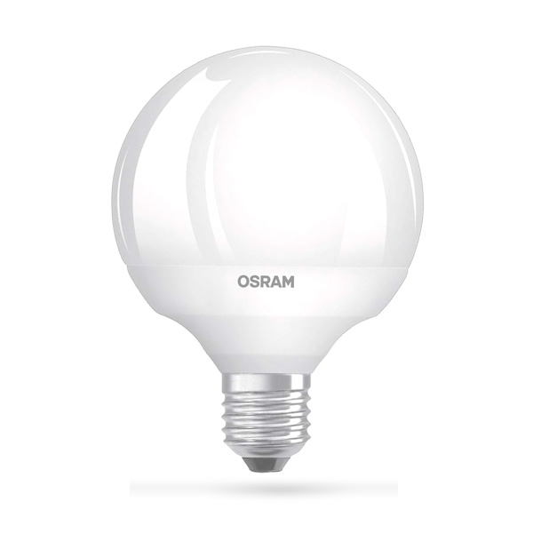 OSRAM LED ŽARULJA 12W E27 PARATHOM GLOBE 95 EQ75 MAT 2700K DIMMER LED ŽARULJE G11855 Led žarulje - LED rasvjeta
