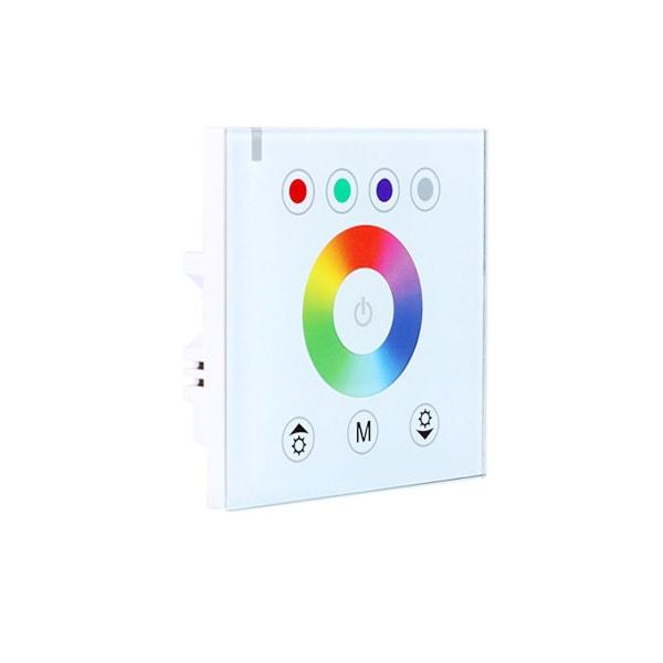 RGB KONTROLER DIMMER ZIDNI ZA LED RGB TR...