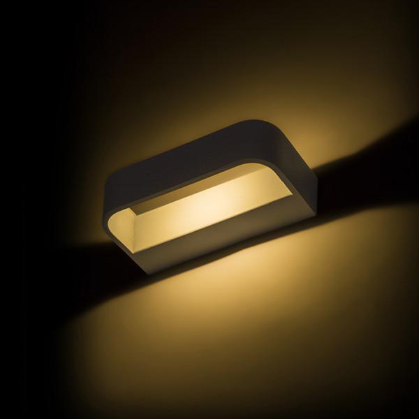 ROZA LED  zidna svjetiljka 230V LED 6W 78° 3000K LED unutarnja rasvjeta R12575 Led žarulje - LED rasvjeta