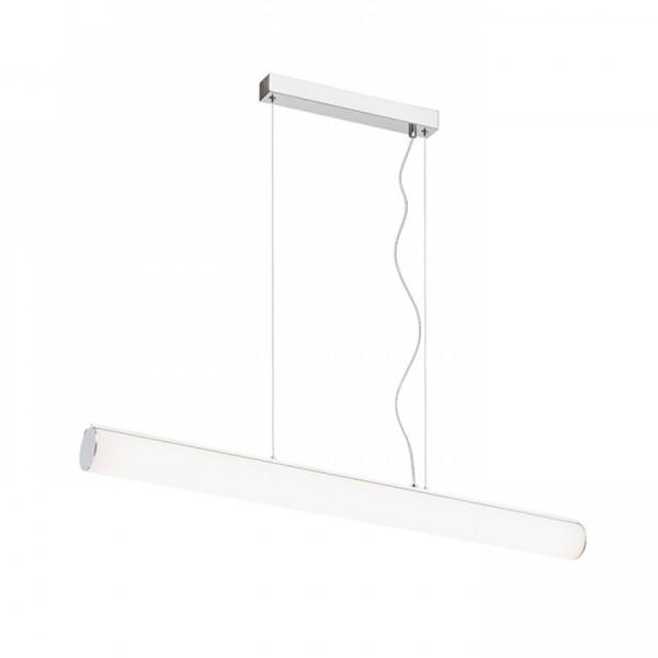 SAMBA LED visilica cijev opal staklo /kr...