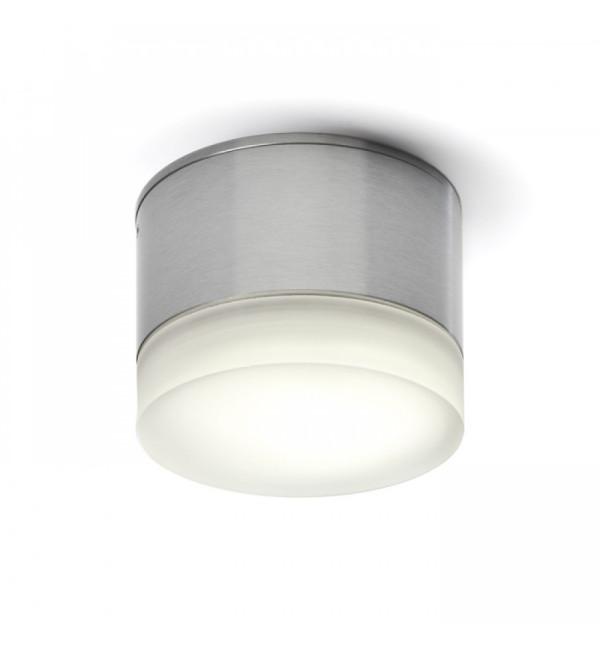 Stropna montažna svjetiljka MARC aluminij 230V GX53 9W IP54