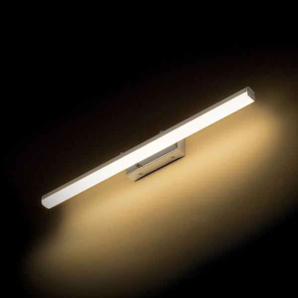SWAY Kupaonska LED zidna svjetiljka krom...