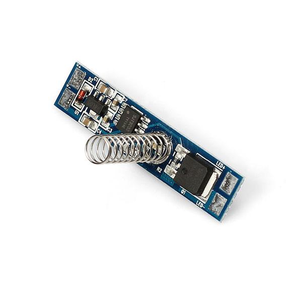Touch prekidač za ALU profile ON/OFF + dimmer+memorija 12-24V 8A