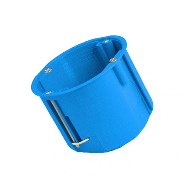 Ugradbena kutija s vijcima 60x60 mm za Livolo proizvode