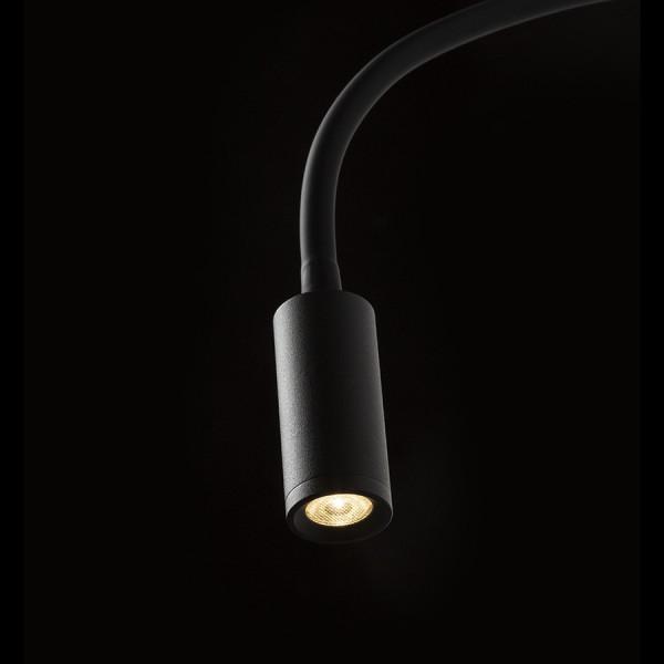 VALE LED  zidni reflektor 230V 3W 150 lm Ra 80 3000K