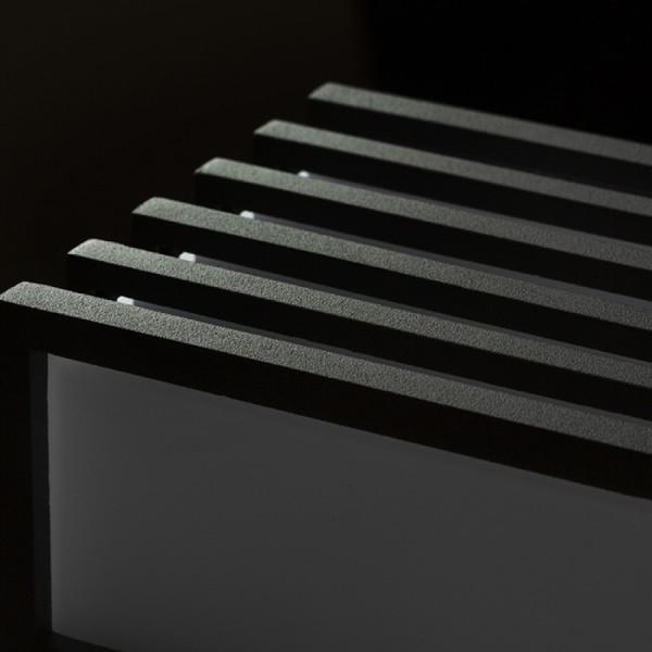 Vanjska LED zidna svjetiljka Claire 21 9W IP54 3000K