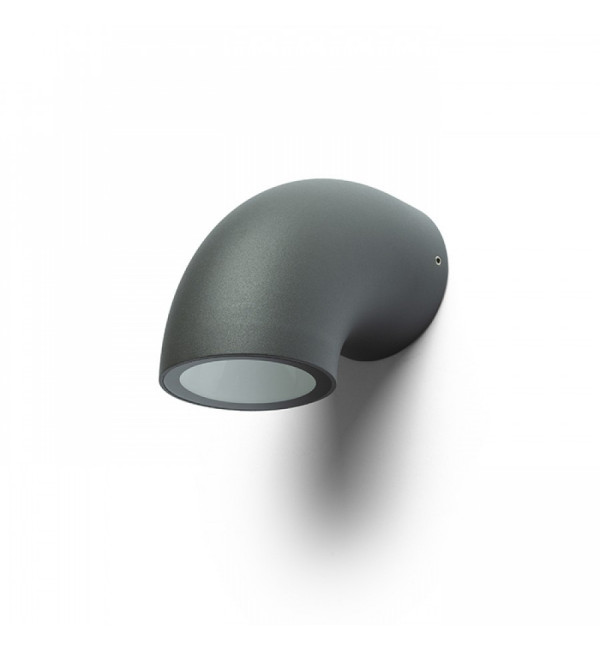 Vanjska LED zidna svjetiljka Piper 6W IP54 3000K
