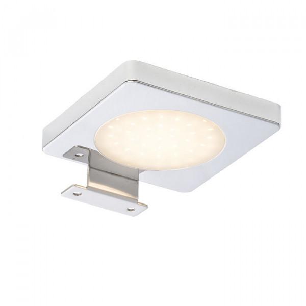 YOLO SQ LED  svjetiljka iznad ogledala 12V 4W 3000K IP44 LED unutarnja rasvjeta R10588 Led žarulje - LED rasvjeta