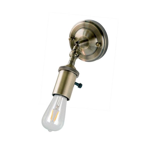 Zidna usmjerena svjetiljka SAILOR ANTIQUE E27 LED unutarnja rasvjeta 955SAILOR1W Led žarulje - LED rasvjeta