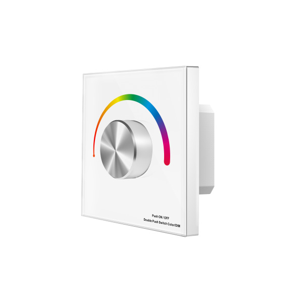 Zidni RGB LED kontroler / Dimmer 12A 244...